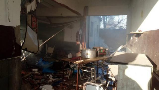 Escuela de Moreno: explotó una garrafa y murieron la directora y un auxiliar