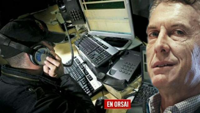 Descubren a servicios de inteligencia realizando espionaje ilegal sobre Cristina Kirchner