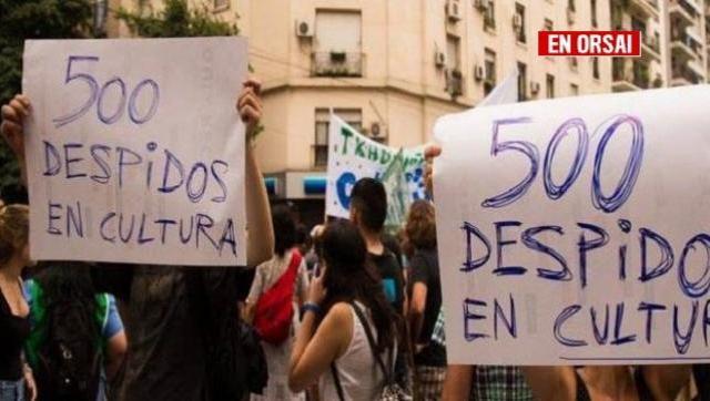 Mira cuántos despidos de estatales se contabilizan desde que asumió Macri