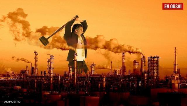 Según el INDEC: la industria nacional con el gobierno de Cambiemos ya está peor que en 2002