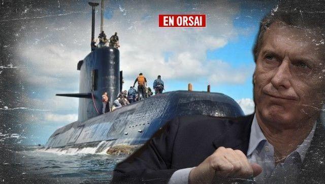 Renunció un oficial de la Armada porque le hacían mentir a los familiares del ARA San Juan