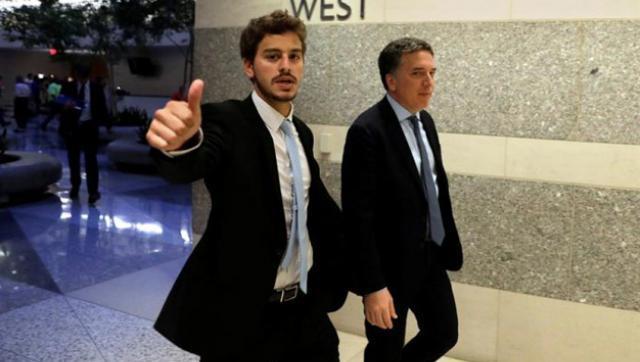 Dujovne vuelve con las manos vacías. No hubo acuerdo con el FMI