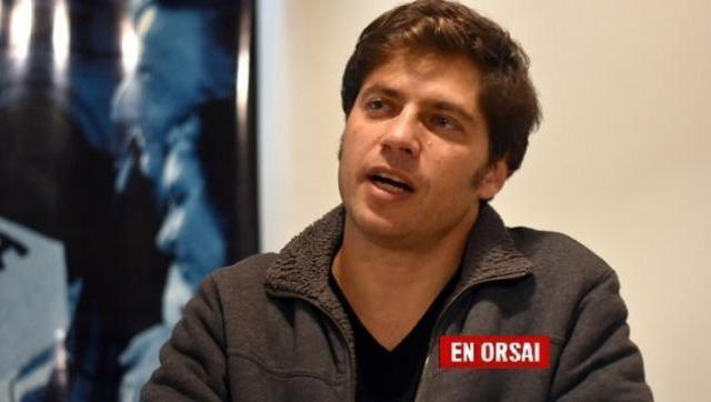 Axel Kicillof sobre el difícil momento de la economía Argentina