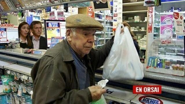Revelan que los medicamentos de los jubilados aumentaron 350%