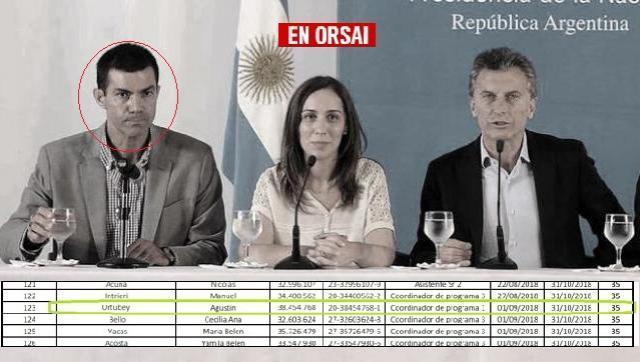 El gobierno de Macri contrata al sobrino de Juan Manuel Urtubey