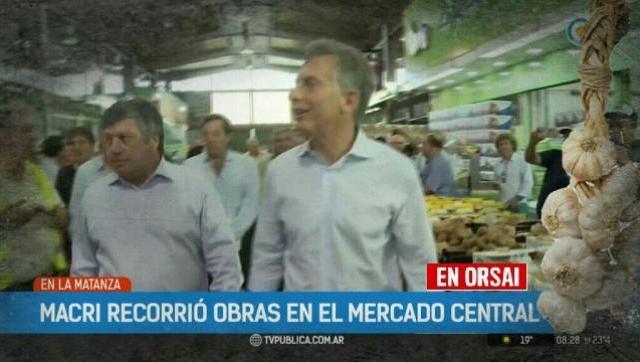 Se derrumbaron un 50% las ventas del Mercado Central por el freno en el consumo de frutas y verduras