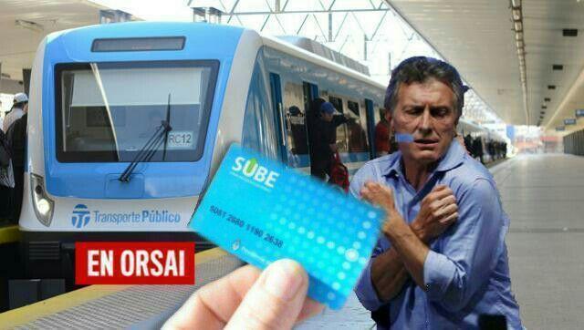 Imposible: mañana vuelve a aumentar el boleto del transporte público