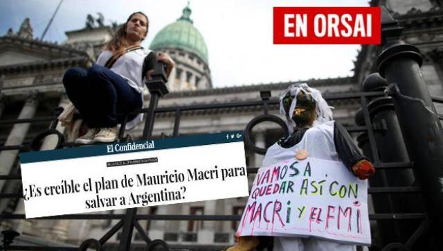 En España también ponen en duda el plan de Macri para salir de la crisis