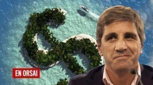 Renunció Luis Caputo al Banco Central en medio del fracaso