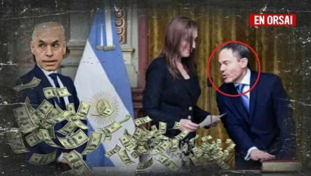 Ministro de Vidal le factura millones al gobierno de Horacio Rodríguez Larreta