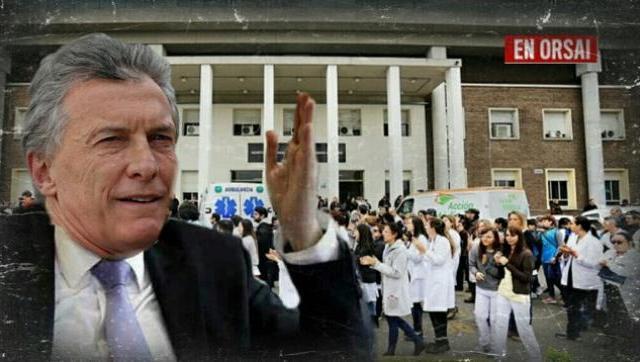 Tremenda carta de un médico platense a Macri: