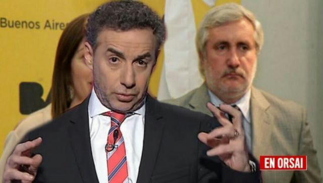 """Moyano denuncia a Conte Grand y Majul: """"tráfico de influencias e instigación al prevaricato"""""""