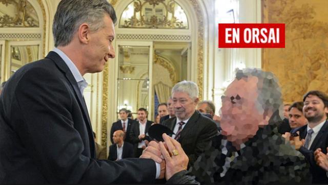 """El sindicalista con peor imagen ahora dice que """"Cristina es el demonio"""""""