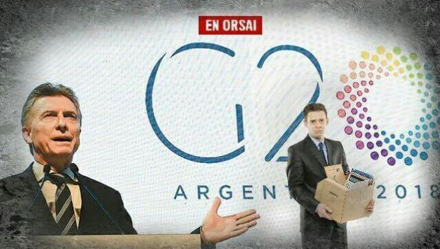Para esto sí hay: Macri aumentó en 1000 millones el presupuesto para el G20