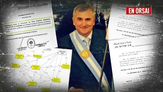 Gerardo Morales, la historia de un clan