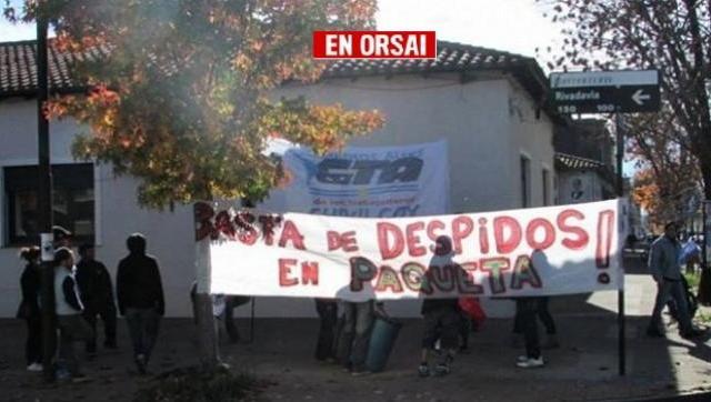 La empresa de calzado Paquetá de Chivilcoy suspendió a sus 650 empleados