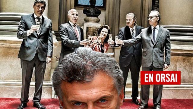Macri se reúne con la Corte un día antes de la audiencia por el caso Farmacity