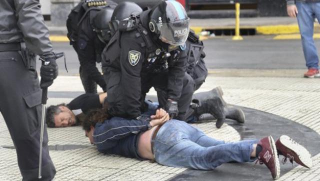 Represión sin fin: el Gobierno quiere endurecer aún más el Código Penal