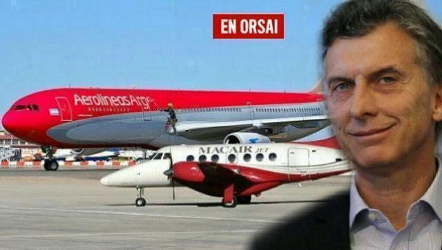 Como es el plan Macri para quebrar Aerolíneas