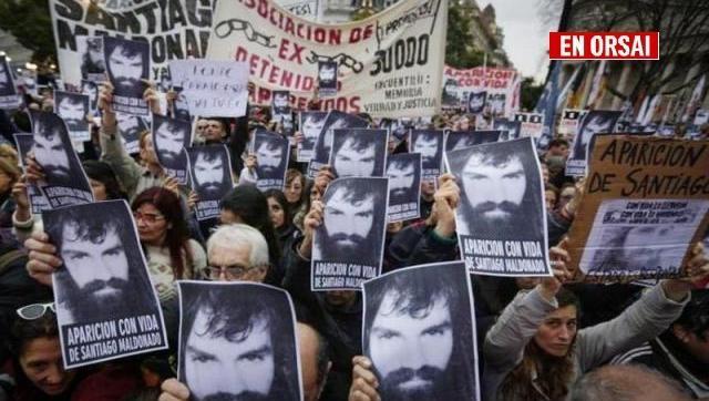 Caso Santiago Maldonado: un crimen de estado perpetuo