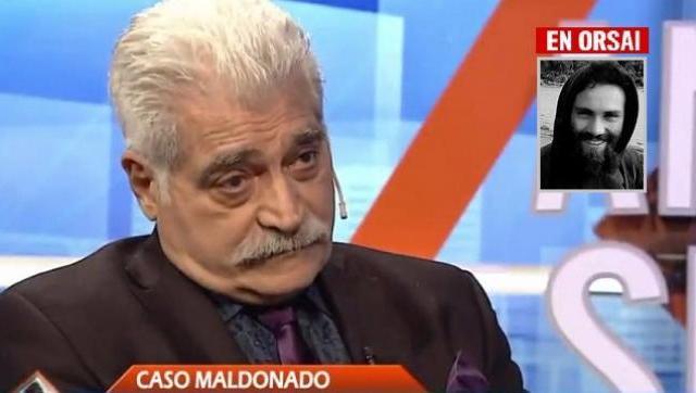 Asís y su dura advertencia tras el abrupto cierre de la causa Maldonado