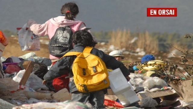 Unicef reveló el dato que describe la Argentina macrista: el 48% de los niños son pobres