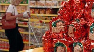 Impagable: la canasta de navidad vale 250% más que con Cristina