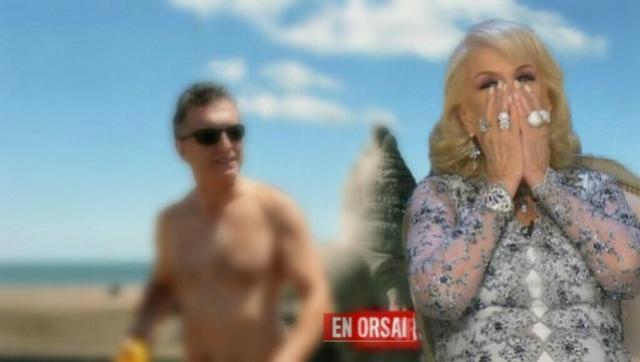 Mirtha Legrand criticó a Macri por tomarse estas nuevas vacaciones