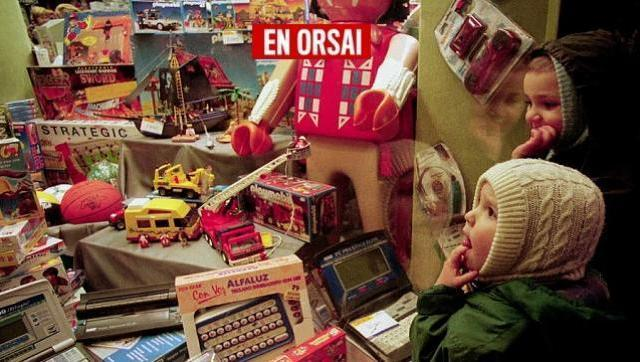 Se desplomó la venta de juguetes para esta navidad en la argentina de Cambiemos