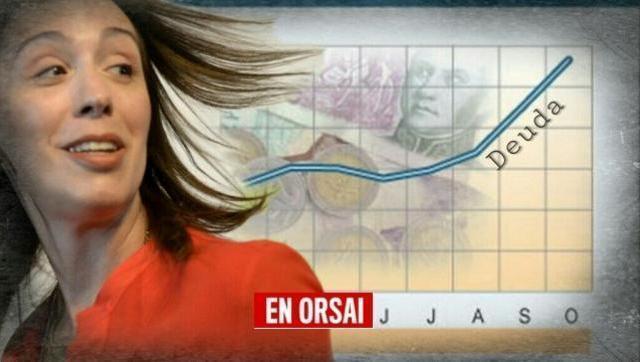 Crece raudamente la deuda en Provincia: Vidal licitó Letras con hasta el 47% de interés