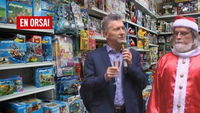 En la última navidad macrista las ventas de juguetes cayeron un 20%