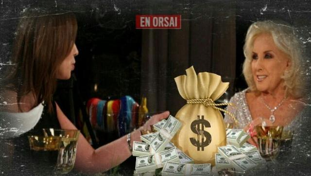 La exorbitante cifra que pagamos todos para que Vidal esté en la #Mesaza de Mirtha