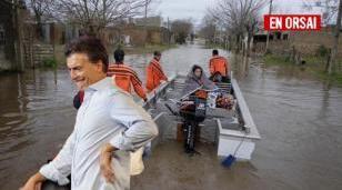 Macri también estafó a los inundados con falsas promesas