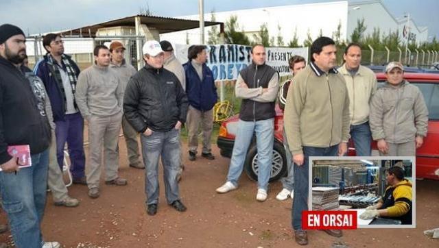 """Cerámica Cañuelas suspende a todo su personal """"al menos"""" hasta fines de marzo"""