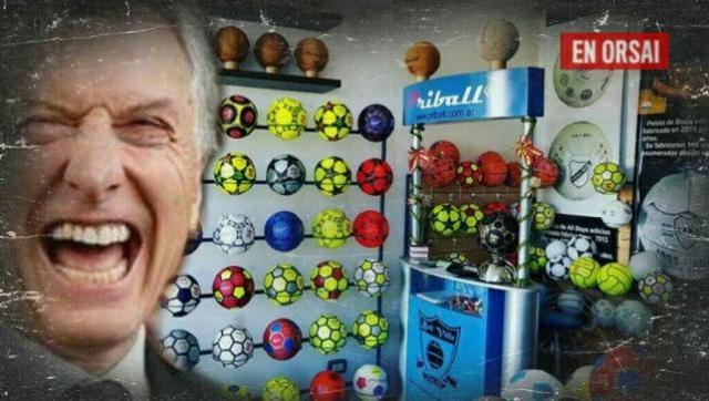 Gobierno sin pelotas: apertura indiscriminada de importaciones funde fábrica de pelotas argentina