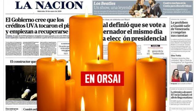 Los medios oficialistas vuelven a ocultar los impresionantes apagones de luz