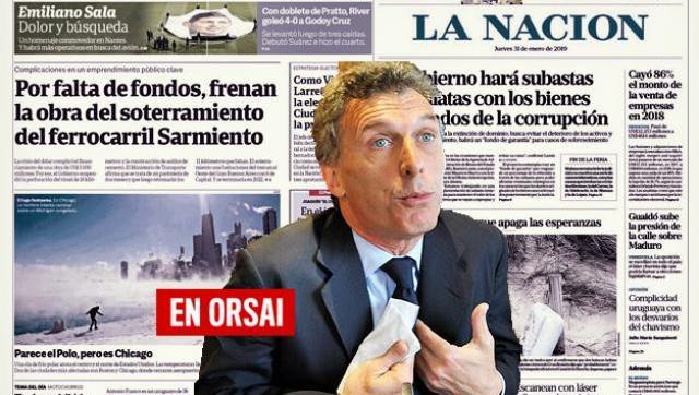 Mirá lo que dicen Clarín y La Nación sobre el brutal recorte al deporte argentino