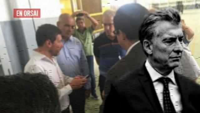 Indignante desprecio del presidente Macri a un grupo de intendentes santafesinos