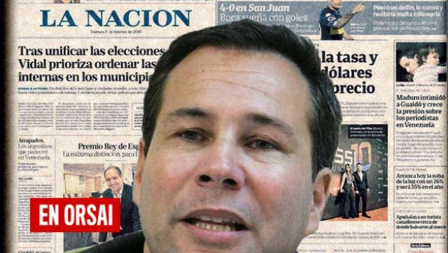 El día que la denuncia de Nisman contra CFK no figuró en ningún lado
