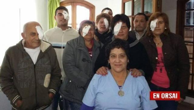 Mirá los miles y miles de argentinos que se operaron gratuitamente en Bolivia