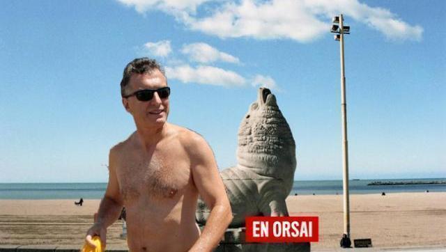 Luego de trabajar una semana completa, Macri vuelve a tomarse vacaciones