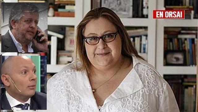 La Dra. Graciana Peñafort demuestra que es imposible defender al fiscal Stornelli