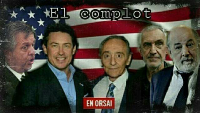 Cristina denunció que la embajada de Estados Unidos conspiró con Stornelli en su contra