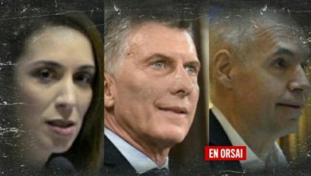 Ni Macri ni Vidal ni Larreta mencionaron a la industria en sus discursos