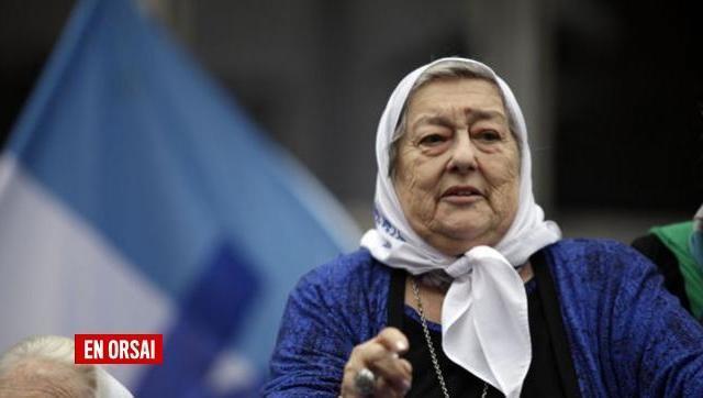 La Sociedad Rural denunció penalmente a Hebe de Bonafini, un honor