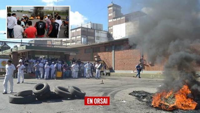 Piden la quiebra de la principal harinera del país: 3000 empleados en riesgo