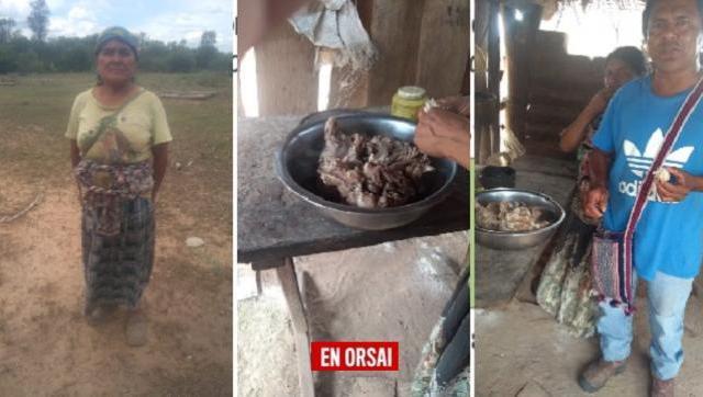 Sin agua y sin trabajo, la desnutrición golpea tragicamente a la comunidad