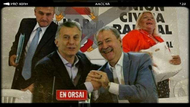 El candidato de Macri en Córdoba es Schiaretti