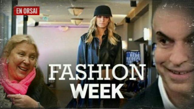 Presupuestazo: Larreta gastó 500 mil pesos en el Argentina Fashion Week