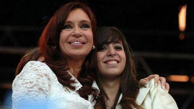 Cristina publicó un conmovedor mensaje sobre la salud de su hija Florencia